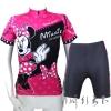 **พรีออเดอร์** ชุดปั่นจักรยานผู้หญิง Minnie