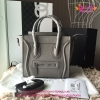 Celine Luggage nano สีเทา งานHiend