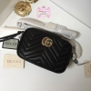 Gucci GG Marmont mini shoulder bag สีดำ งานHiend Original