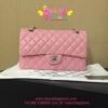 Chanel Classic สีชมพูอ่อน