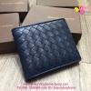 Bottega veneta Wallet สีน้ำเงินกรม งานTOP MIRRORเกาหลีระดับHiend