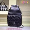 Chanel ฺBackpack สีดำ งานHiend Original