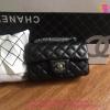 Chanel sac สีดำ งานHiend