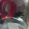 สายไฟจัมเปอร์สายเสียบโฟโต้บอรด์20cmแบบเดียวผู้-เมียสีแดงจำนวน10เส้นwip20 ี่ีสายเสียบผู้เมียรุ่นwip-20ยี่ห้อMRT