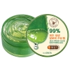 (พร้อมส่ง) The Saem Jeju Fresh Aloe Soothing Gel 99% เจลว่านหางจระเข้ออแกนิก 300ml.