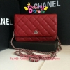 Chanel woc สีแดง
