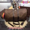 Louis vuitton Monogram Keepall 50 งานHiend