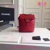 Chanel backpack สีแดง งานHiend Original