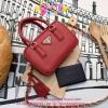 Prada mini bag สีแดง งาน Hiend