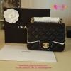 Chanel Classic mini นิ้ว สีดำ งานTOP MIRRORเกาหลีระดับHiend
