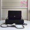 Chanel Wallet สีขาวมุก งานHiend