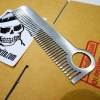 Hair Comb Stainless Steel FREE EMS