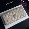 Chanel boy wallet สีครีม งานHiend Original