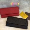 Louis vuitton Sarah Wallet Epi Leather สีดำ,สีแดง