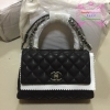 Chanel coco mini Handle Bag สีดำ งานHiend Original