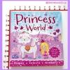 Princess World - Board Book