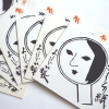 *พร้อมส่ง* Yojiya Aburatorigami (Oil-blotting Facial Paper) กระดาษซับมันรุ่น Original