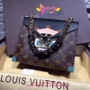 Louis vuitton monogram Tribal mask สีดำ New2015