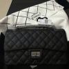 Chanel reissue สีดำ