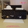 Chanel Classic mini 7นิ้ว สีดำ งานTOP MIRRORเกาหลีระดับHiend
