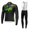 **สินค้าพรีออเดอร์**ชุดปั่นจักรยาน 2015 (เสื้อจักรยานแขนยาว+กางเกงเอี้ยมปั่นจักรยาน)