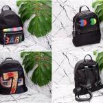 กระเป๋าเป้ Fashion นำเข้าเกาหลี กระแสแรงมากในตอนนี้ สุดๆเลย กระเป๋าดิสโก้