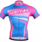 **พรีออเดอร์** เสื้อแขนสั้นขี่จักรยาน NENK เนื้อผ้าระบายอากาศได้ดี ออกแบบมาสำหรับนักปั่นจักรยาน
