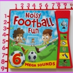Noisy Football Fun (6 Mega Sounds)