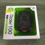 ไมล์จักรยาน BRYTON Rider 100 GPS