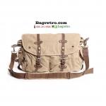 กระเป๋าสะพายผ้าcanvas Vl-2810