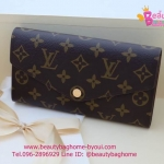 Louis vuitton Monogram Wallet งานHiend