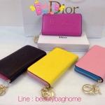 Dior Zippy Wallet