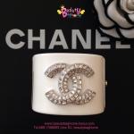 Chanel Bracelet สีขาว