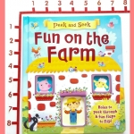 Fun on the Farm : Peek and Seek