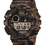 Casio G-Shock Limited Model รุ่น GD-120CM-5