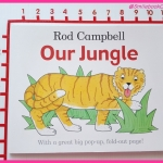Our Jungle : By Rod Campbell