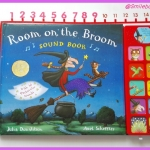 Room on the Broom - Sound Book