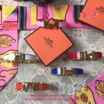 Hermes Enamel Clic Clac H Bracelet PM งานHiend