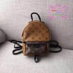 Louis vuitton backpack Palm springs mini งานHiend