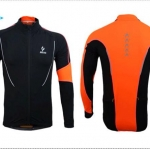 **พรีออเดอร์**เสื้อแขนยาวปั่นจักรยาน ใส่หน้าหนาว ผ้าด้านในเสื้อจักรยานเป็นขนแกะ สีสันสดใส