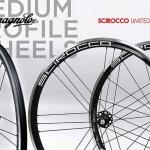 ชุดล้อ CAMPAGNOLO รุ่น SCIROCCO Limited Edition