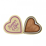 Makeup Revolution (MUR) - I Heart Makeup Blushing Hearts-Love Hot Summer Bronzer