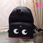 Anya backpack สีดำ งานTOP MIRROR