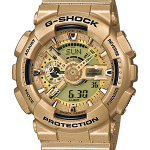Casio G-Shock Limited Model Crazy Gold series รุ่น GA-110GD-9A