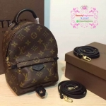 Louis vuitton palmsprings backpack mini งานHiend