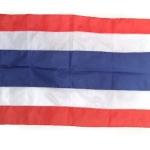 ผ้าลายธงชาติ