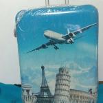 กระเป๋าเดินทาง PC ไซส์ 28 นิ้ว ลายเครื่องบิน