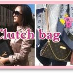 กระเป๋าแบรนด์ CLUTCH CHANEL YSL BALENCIAGA