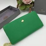 Mulberry Wallet สีเขียว