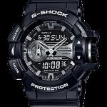 Casio G-Shock Limited Garish Black & Gold Series รุ่น GA-400GB-1A